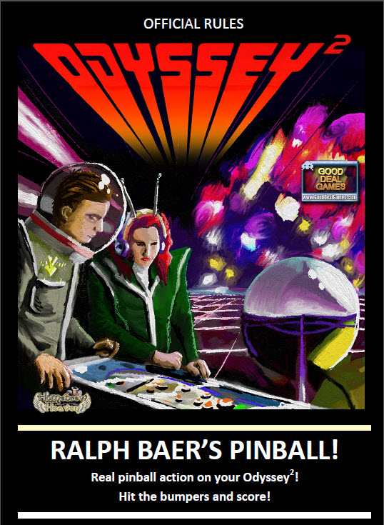 RALPH BAER'S PINBALL!